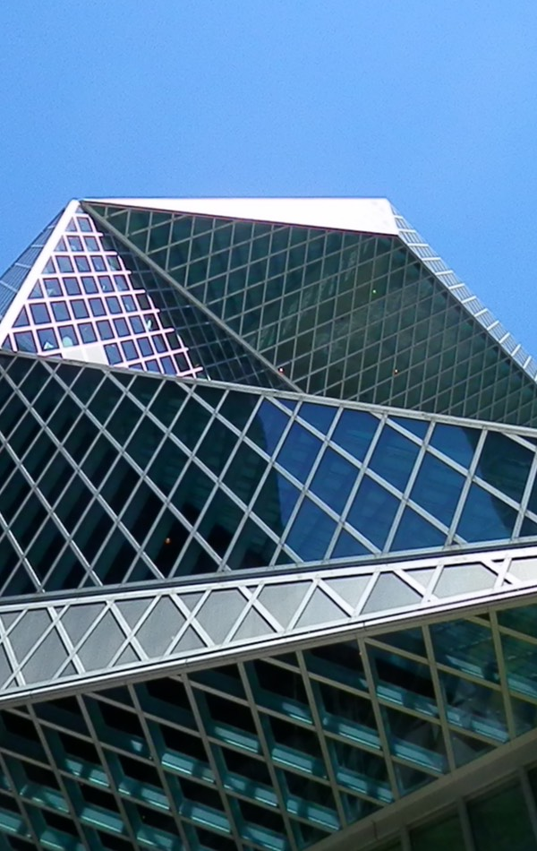 Downtown Seattle Library